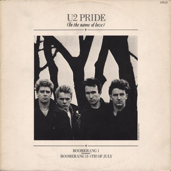 U2 Pride (In The Name Of Love)