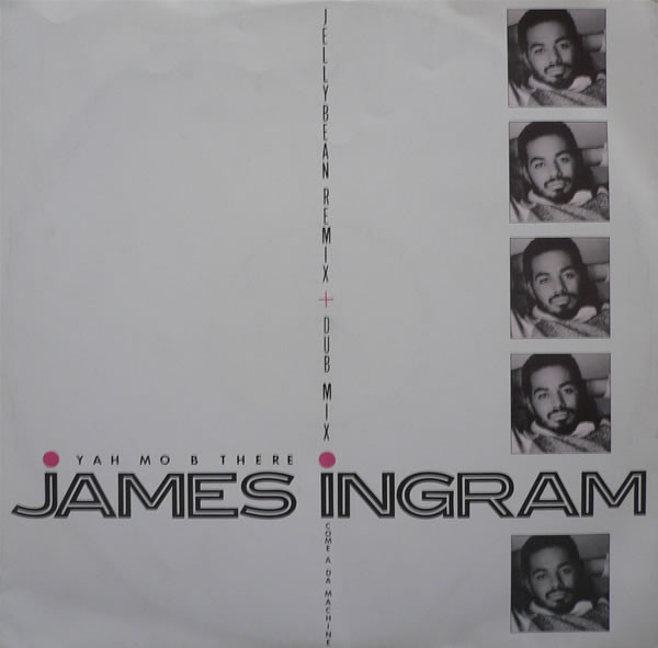 Ingram, James Yah Mo B There Vinyl