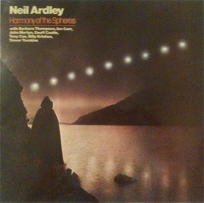 Ardley, Neil Harmony Of The Spheres Vinyl