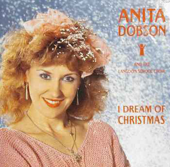 Anita Dobson And The Langdon School Choir I Dream Of Christmas Vinyl