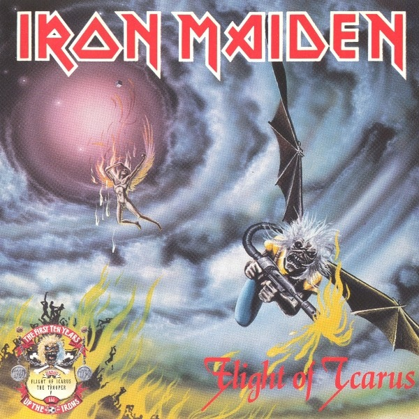 Iron Maiden Flight Of Icarus / The Trooper