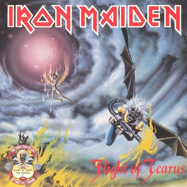 Iron Maiden Flight Of Icarus / The Trooper Vinyl
