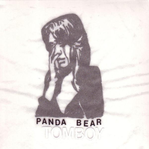 Panda Bear Tomboy CD