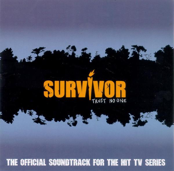 Russ Landau Survivor - Trust No One CD