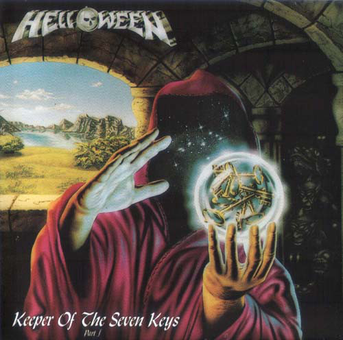 Helloween Keeper Of The Seven Keys - Part 1