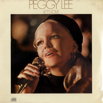 Lee, Peggy Let's Love Vinyl