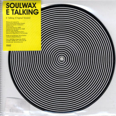 Soulwax E Talking