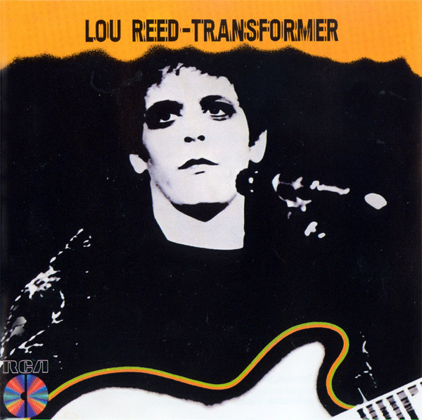 Reed, Lou Transformer CD