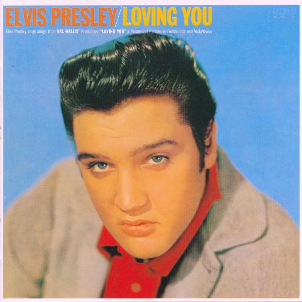 Presley, Elvis Loving You CD