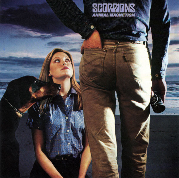 The Scorpions Animal Magnetism Vinyl
