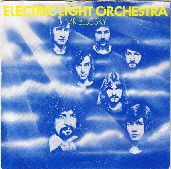 Electric Light Orchestra Mr Blue Sky