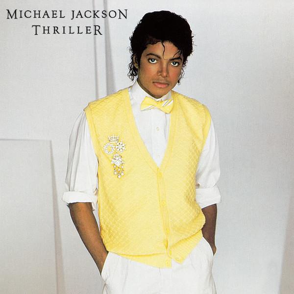 Jackson, Michael Thriller Vinyl