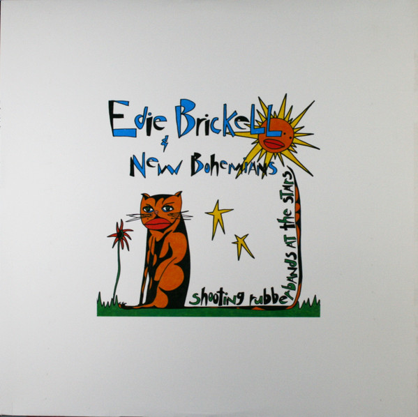 Edie Brickell & New Bohemians Shooting Rubber Bands At The Stars