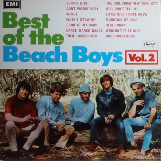 The Beach Boys Best Of The Beach Boys Vol. 2