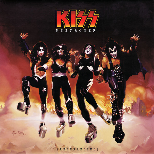 Kiss Destroyer (Resurrected)  Vinyl