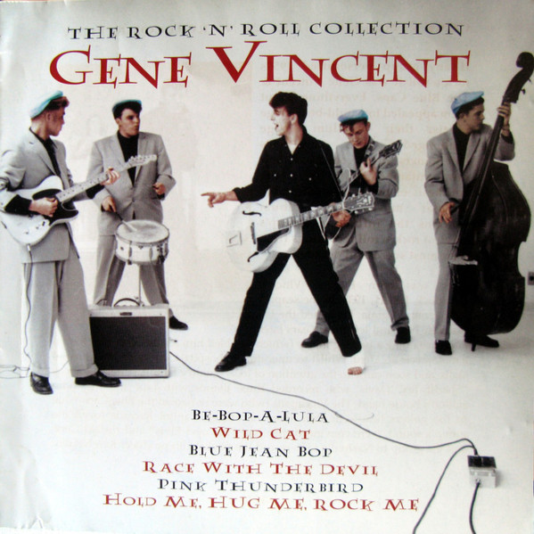 Vincent, Gene The Rock N Roll Collection