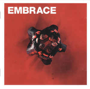 Embrace Out of Nothing CD