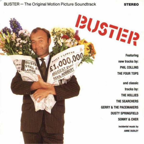 Various Buster - Original Motion Picture Soundtrack Vinyl