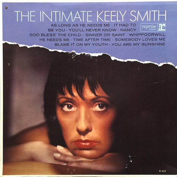 Smith, Keely The Intimate Vinyl