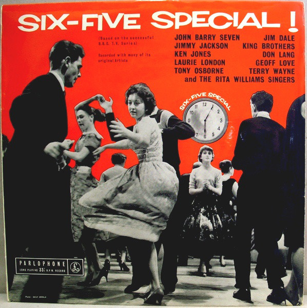 Various Artists Six-Five Special