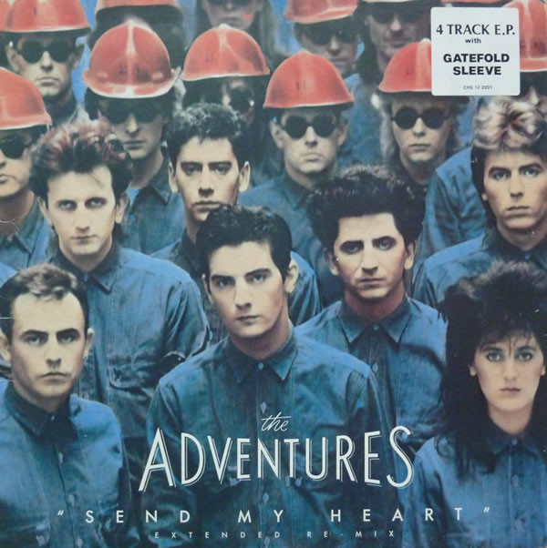 Adventures (The) Send My Heart (Extended Remix) Vinyl