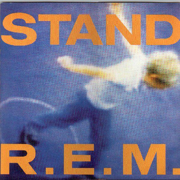 R.E.M. Stand Vinyl