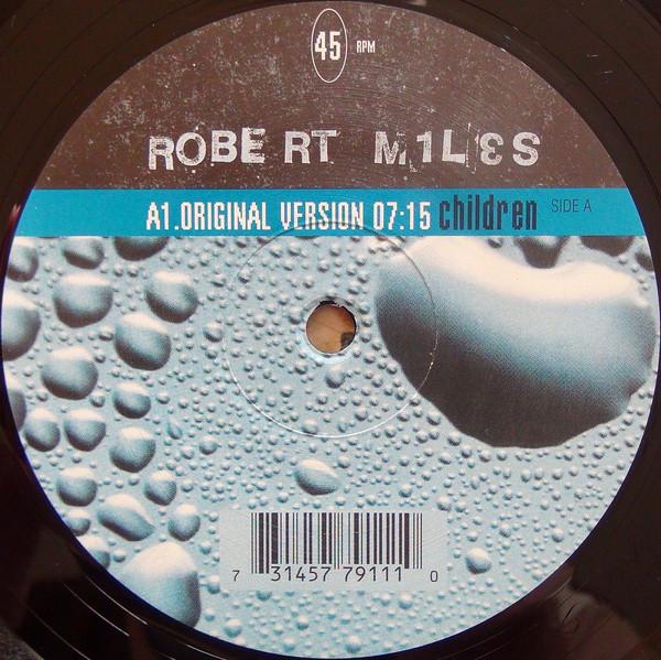 Robert Miles Children Vinyl