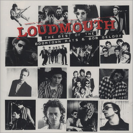 Boomtown Rats (The) & Bob Geldof Loudmouth - The Best Of CD