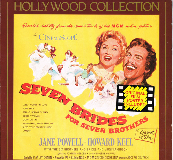 Keel, Howard / Jane Powell Seven Brides for Seven Brothers