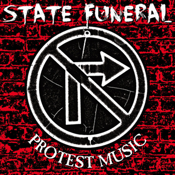State Funeral Protest Music Vinyl