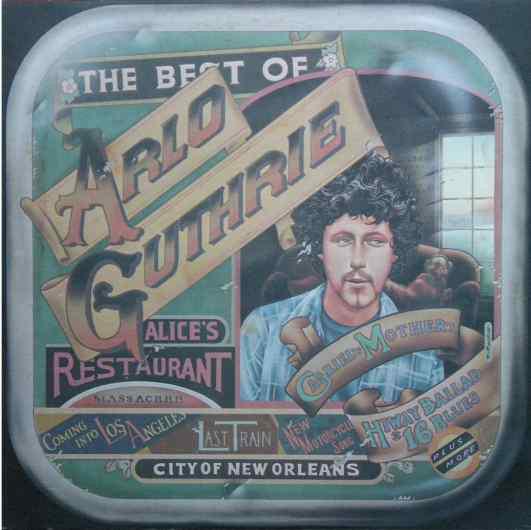 Guthrie, Arlo The Best Of Arlo Guthrie Vinyl