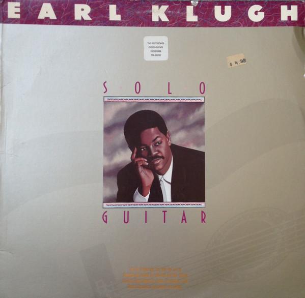 Klugh, Earl Solo Guitar