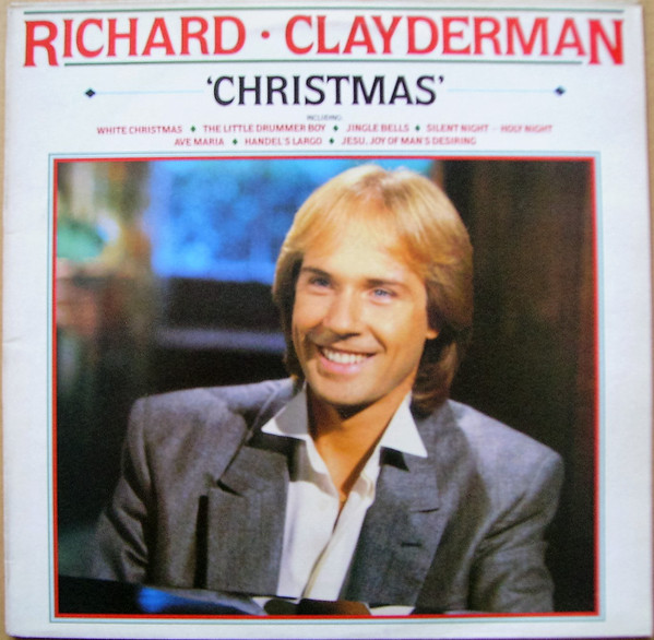 Clayderman, Richard Christmas Vinyl