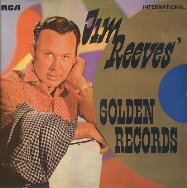 Reeves, Jim Golden Records Vinyl