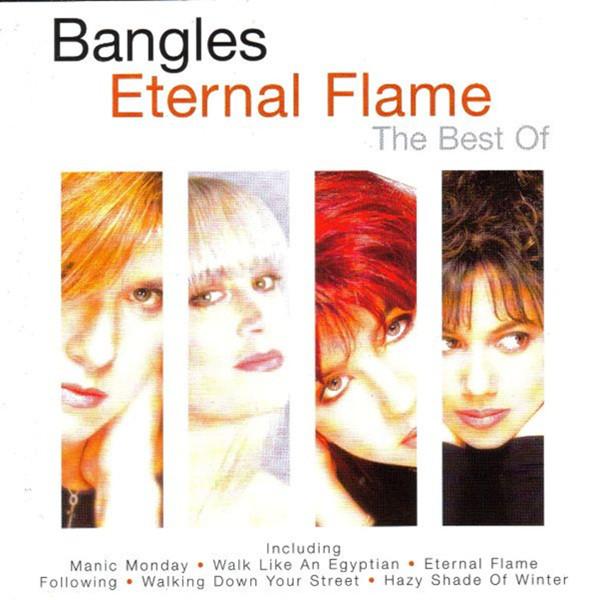 Bangles Eternal Flame - Best Of The Bangles Vinyl