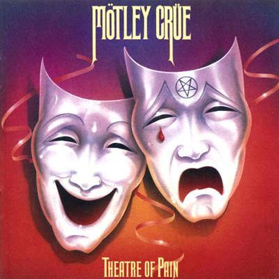Motley Crue Theatre Of Pain
