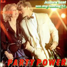 Last, James Non Stop Dancing '83 Party Power Vinyl