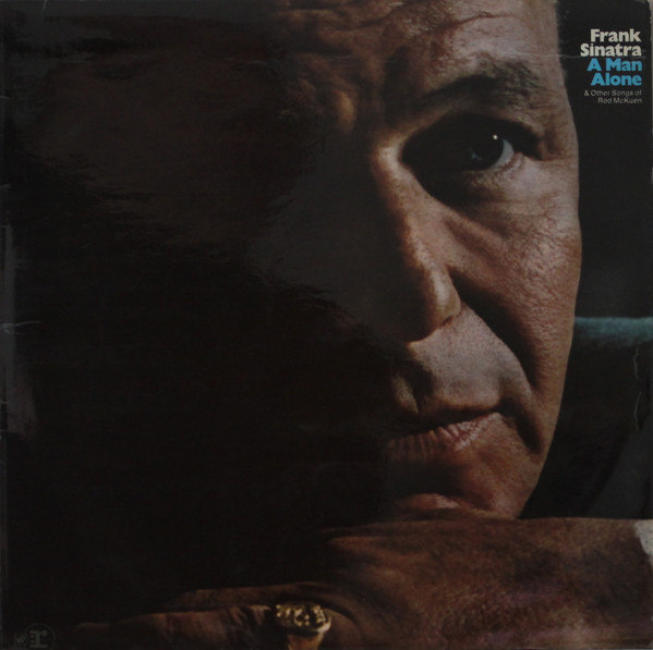 Sinatra, Frank A Man Alone (& Other Songs Of Rod McKuen) Vinyl