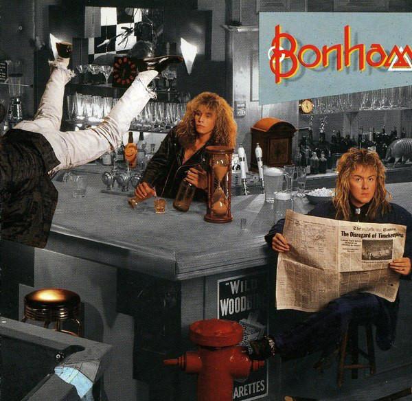 Bonham The Disregard Of Timekeeping Vinyl
