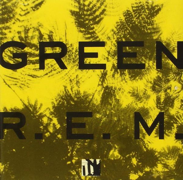 R.E.M. Green CD