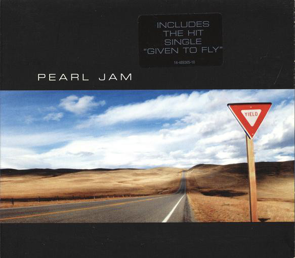 Pearl Jam Yield Vinyl
