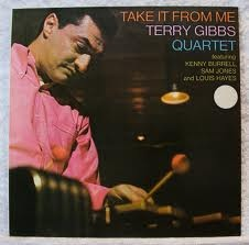 Terry Gibbs Quartet Take It From Me Vinyl