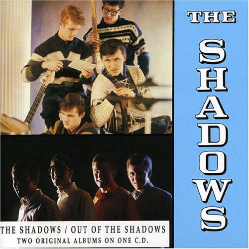 The Shadows The Shadows / Out Of The Shadows CD