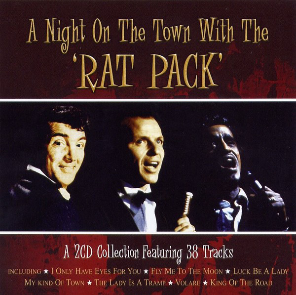 The Rat Pack A Night On The Town With The 'Rat Pack' Vinyl