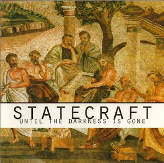 Statecraft Until The Darkness Is Gone CD