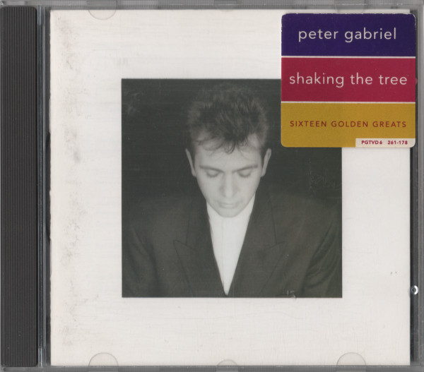 Gabriel, Peter Shaking The Tree - Sixteen Golden Greats
