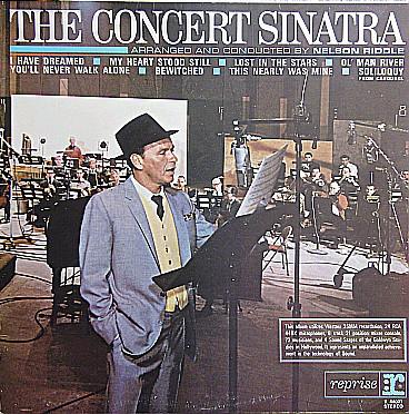 Sinatra, Frank The Concert Sinatra