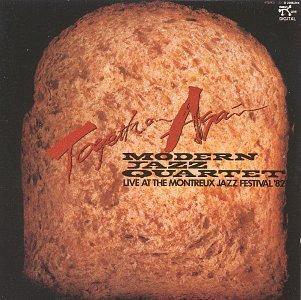 Modern Jazz Quartet Together Again - Live At The Montreux Jazz Festival '82 Vinyl