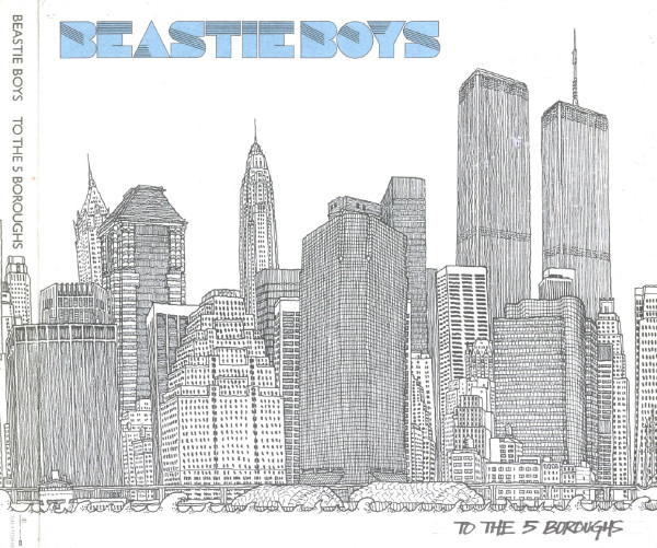 Beastie Boys To The 5 Boroughs CD