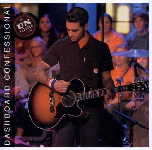 Dashboard Confessional MTV Unplugged v2.0 Vinyl
